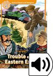 Oxford Read And Imagine Level 5 Trouble On The Eastern Express Audio Pack