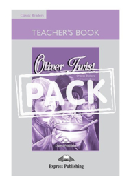 Oliver Twist Teacher's Book With Board Game