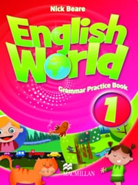 English World Level 1 Grammar Practice Book