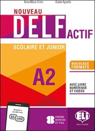 Nouveau DELF Actif scolaire et junior A2 - Student's Book