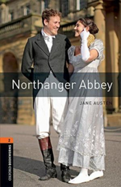 Oxford Bookworms Library Level 2: Northanger Abbey Audio Pack