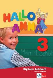 Hallo Anna 3 Lehrbuch digital USB-Stick