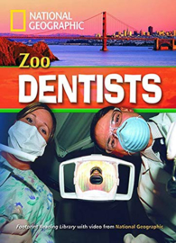 Footprint Reading Library 1600: Zoo Dentists with Multi-rom (x1)