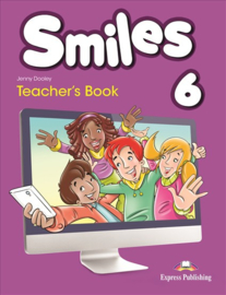 Smiles 6 Teacher's Book (international)