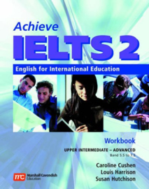 Achieve IELTS 2 Workbook with Audio Cd(x1)