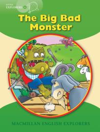 Little Explorers A -  The Big Bad Monster Reader