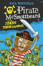 Pirate Mcsnottbeard In The Zombie Terror Rampage (Paul Whitfield)