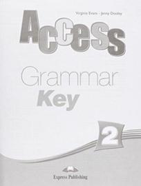 Access 2 Grammar Book Key (international)