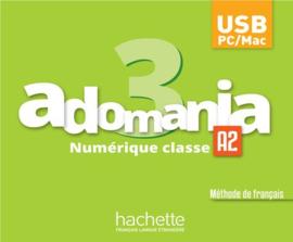 Adomania 3 Niveau A2