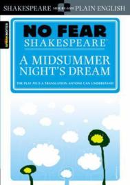 Midsummer Night's Dream (No Fear Shakespeare): Midsummer Night Dream