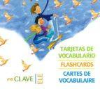 Uno, dos, tres… ¡ya! Caja con posters & tarjetas de vocabulario