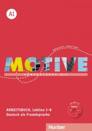 Motive A1 Werkboek Les 1–8 met MP3-Audio-CD