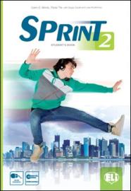 Sprint 2 - Sb + Downloadable Student's Digital Book