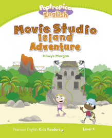 Movie Studio Island Adventure (level 4)