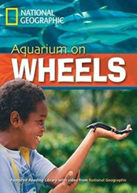 Footprint Reading Library 2200: Aquarium On Wheels Book With Multi-rom (x1)