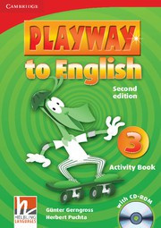 Playway to English Second edition Level3 Activity Book with CD-ROM