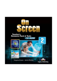 On Screen 2 T's Resource Pack & Test Booklet Cd-rom (international)