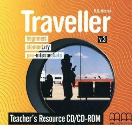 Traveller Teacher's Resource Pack Cd (beginners- Pre-intermediate) (v.3)