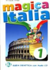Magica Italia 1 Teacher's Guide + Class Audio Cd