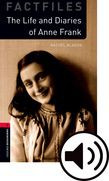 Oxford Bookworms Library Level 3: Anne Frank Audio Pack