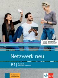Netzwerk neu B1 Deutsch als Fremdsprache Kursbuch mit Audios und Videos