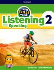 Oxford Skills World Level 2 Listening With Speaking Student Book / Workbook