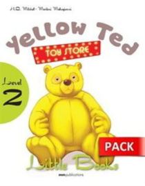 Yellow Ted Students Book With Cd Rom