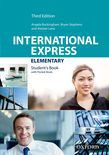 International Express Elementary Student's Book Pack
