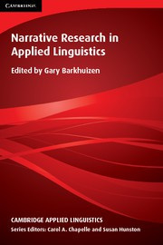 Narrative Research in Applied Linguistics Paperback