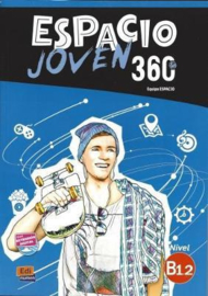 Espacio Joven 360º - Libro del alumno. Nivel B1.2
