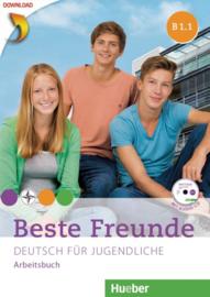 Beste Freunde B1/1 – Interactief Digitaal Studentenboek