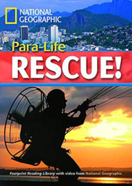 Footprint Reading Library 1900: Para-life Rescue Book With Multi-rom (x1)