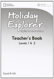 Holiday Explorer 1-2 Teacher's Book