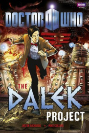 Doctor Who: The Dalek Project (Justin Richards  Mike Collins)
