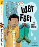 Biff, Chip and Kipper: Wet Feet and Other Stories (Stage 2)