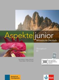 Aspekte junior B2 Oefenboek met Audio
