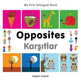 Opposites (English–Turkish)