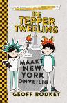 De Tepper-tweeling maakt New York onveilig (Geoff Rodkey)