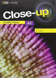 Close-up A2 Student Book + Online Student's Zone