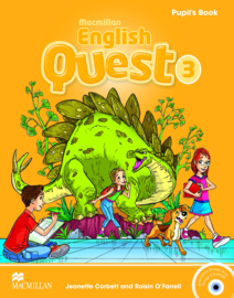 Macmillan English Quest Level 3 Pupil's Book Pack