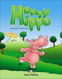 Henry Hippo Set (with Audio Cd/dvd Pal)
