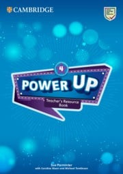 Power Up Level4 Teacher's Resource Book with Online Audio
