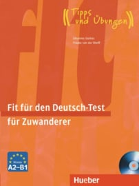 Fit für den Deutsch-Test voor Asielzoekers Oefenboek met Audio-CD