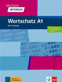 Deutsch intensiv Wortschatz A1 Buch + online