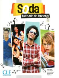Soda 1 - Niveaux A1/A2 - Livre de lélève + DVD Rom