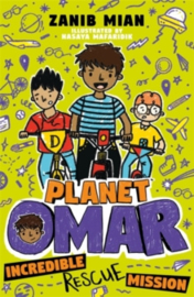 Planet Omar: Incredible Rescue Mission : Book 3