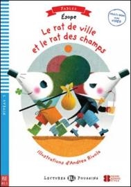 Le Rat De Ville Et Le Rat De Champs + Downloadable Multimedia