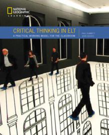 Critical Thinking in ELT - beschikbaar vanaf februari 2019