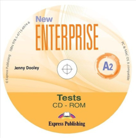 New Enterprise A2 Tests Cd-rom (international)