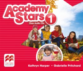 Academy Stars Level 1 Audio CD